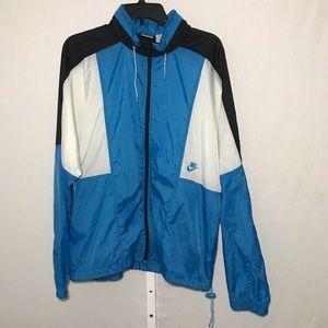 Nike VTG Men's Windbreaker Jacket Size Large
